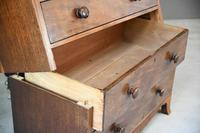 Antique Mahogany Chest of Drawers (12 of 12)