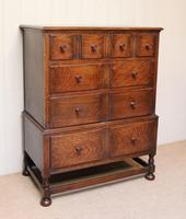 Solid Oak Chest of Drawers (2 of 10)