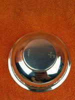 Vintage Sterling Silver Hallmarked Trinket Bon Bon Dish 1961 Walker & Hall Sheffield (7 of 8)