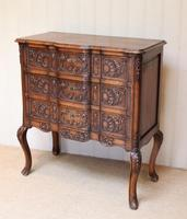 French Oak Chest of Drawers (9 of 10)
