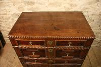 early oak chest of drawers (5 of 6)