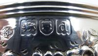Antique Victorian Silver Bowl - London 1899 (6 of 6)