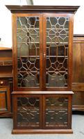 Large Mahogany Cabinet (6 of 6)