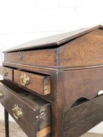 18th Century Oak Clerks Desk (11 of 12)