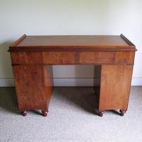 Teak Pedestal Desk (8 of 10)