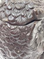 Black Forest Eichwald Earthenware Owl Tobacco Jar (24 of 24)