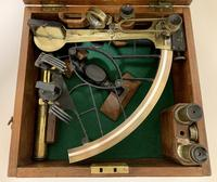 Victorian Sextant in Box (2 of 23)