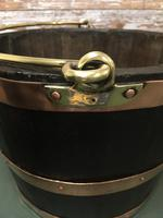 Oak Bucket With Copper Bands (11 of 11)