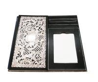 Antique Victorian Sterling Silver Desk Top Stationery Folder 1899 (9 of 9)