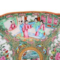 Chinese Canton Famille Rose Dish (3 of 7)