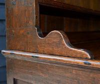 Beautiful 18th Century Georgian Oak Dresser/ Sideboard c.1770 (13 of 14)