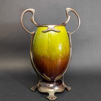 Art Nouveau Ceramic Vase (5 of 9)