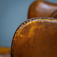 Wingback Leather Armchair (12 of 12)