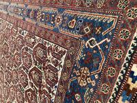 Antique Khamseh Rug 1.91m x 1.31m (5 of 13)