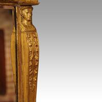 Regency Gilt Egyptian Revival Mirror (3 of 8)