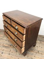 Antique George III Mahogany Chest of Drawers (11 of 12)