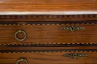 Small Dutch Satinwood Chest of Drawers (3 of 8)