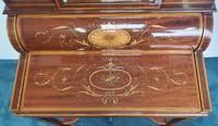 Edwardian Inlaid Mahogany Bonheur Du Jour Desk (4 of 7)