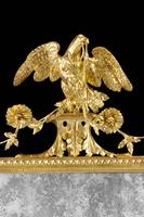 Late 18th Century Giltwood Carved Mirror (4 of 4)