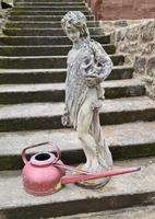 Composite Stone Semi-clad Maiden Water Carrier (4 of 6)