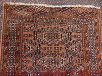 Antique Yumut Turkoman Rug (5 of 7)