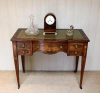 Inlaid Rosewood Writing Desk (9 of 11)