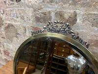 Round Brass Mirror (3 of 5)