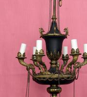 Large Empire-Style Chandelier (4 of 4)