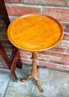 Victorian Birch Wood Plant Stand (3 of 6)