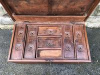 Antique Anglo Indian Brass Bound Trunk (6 of 11)