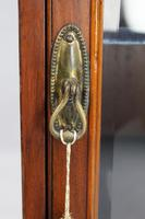 Edwardian Walnut Music Cabinet Dated 1910 (12 of 13)