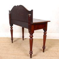 Victorian Mahogany Writing Desk (9 of 9)