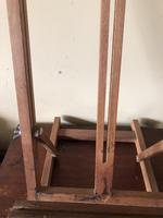 Vintage Artist Easel with Label from Tate St Ives (5 of 9)