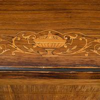 Antique Music Cabinet, English, Rosewood, Side, Hall Stand, Edwardian c.1910 (3 of 12)