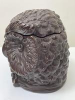 Black Forest Eichwald Earthenware Owl Tobacco Jar (17 of 24)