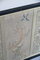 Decorative Chinese Silk Embroidered Panel (10 of 11)