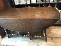 Ercol Drop Leaf Gateleg Coffee Table (6 of 10)