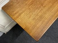 Solid Oak Refectory Dining Table (4 of 11)
