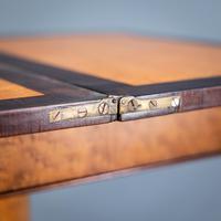 Bird's Eye Maple Folding Table (7 of 12)