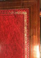 Edwardian Inlaid Rosewood Desk (3 of 23)