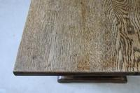 Early 20th Century Oak Refectory Table (7 of 10)