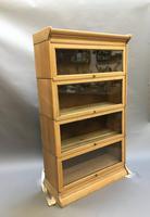 Globe Wernicke Type Bookcase by Gunn (4 of 6)