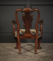 Small Queen Anne Style Childs Chair (5 of 9)