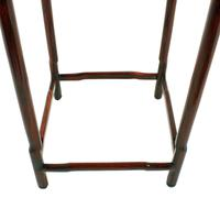 Late 19th Century Chinese Rosewood Stand (5 of 8)