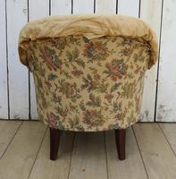French Tub Armchair for re-upholstery (6 of 8)