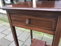 Pair of Inlaid Edwardian Bed Tables (20 of 24)