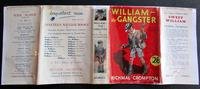 1938 William the Gangster by Richmal Crompton with Original Dust Jacket (3 of 4)