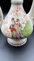 Antique Porcelain Ewer Aşurelik - Ibrik for an Turkish Market / Chinese Influence (18 of 18)