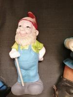 3 x Vintage Garden Gnomes (4 of 10)