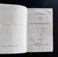 1820 Voyage to Corea & The Island of Loo Choo  by Captain Basil Hall (2 of 5)
